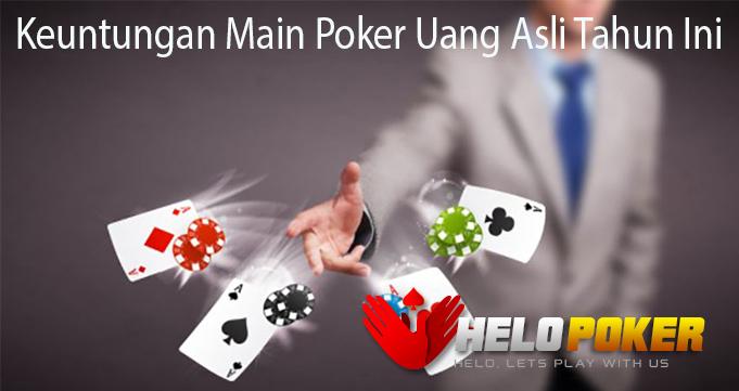 Keuntungan Main Poker Online